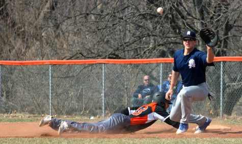 Baseball splits four-game series with St. Ambrose