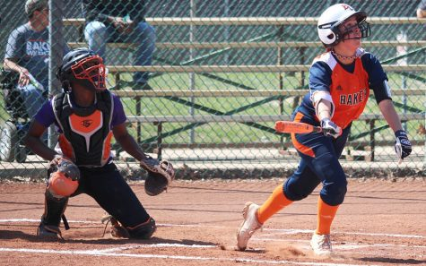 Softball splits home doubleheader with Missouri Valley