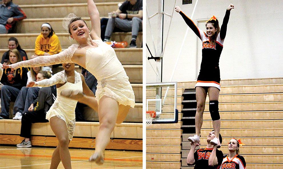 Cheer and dance become NAIA varsity sports