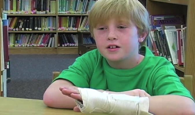 Baldwin City boy organizes Trek for Tourettes