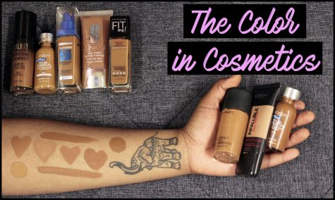 The color in cosmetics: fifty shades of brown
