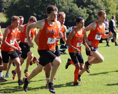 Men's cross country team takes second in Southern Stampede