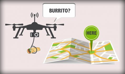 Could drones ever deliver Chipotle burritos to BU students?