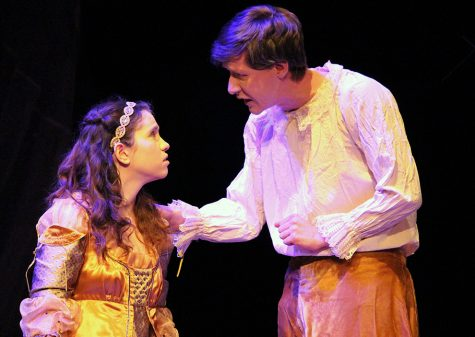 Theater Production: Shakespeare's 'The Tempest'
