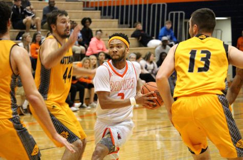 Men's basketball looks to overcome losses