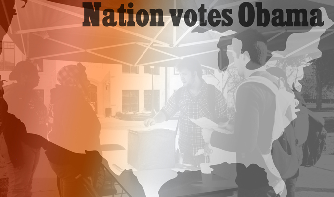 Baker students react to Obama's re-election