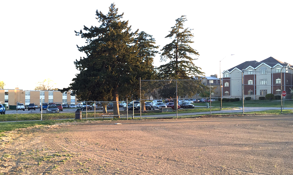 Baker plans to expand campus grounds