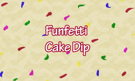 College Kitchen: Funfetti Cake Dip