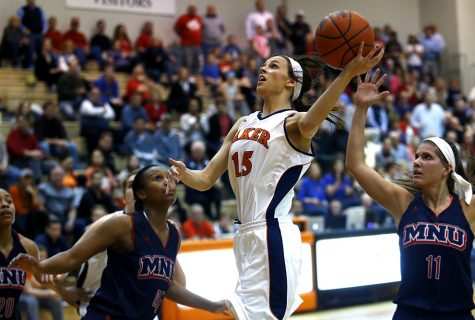 MNU claims HAAC championship in overtime