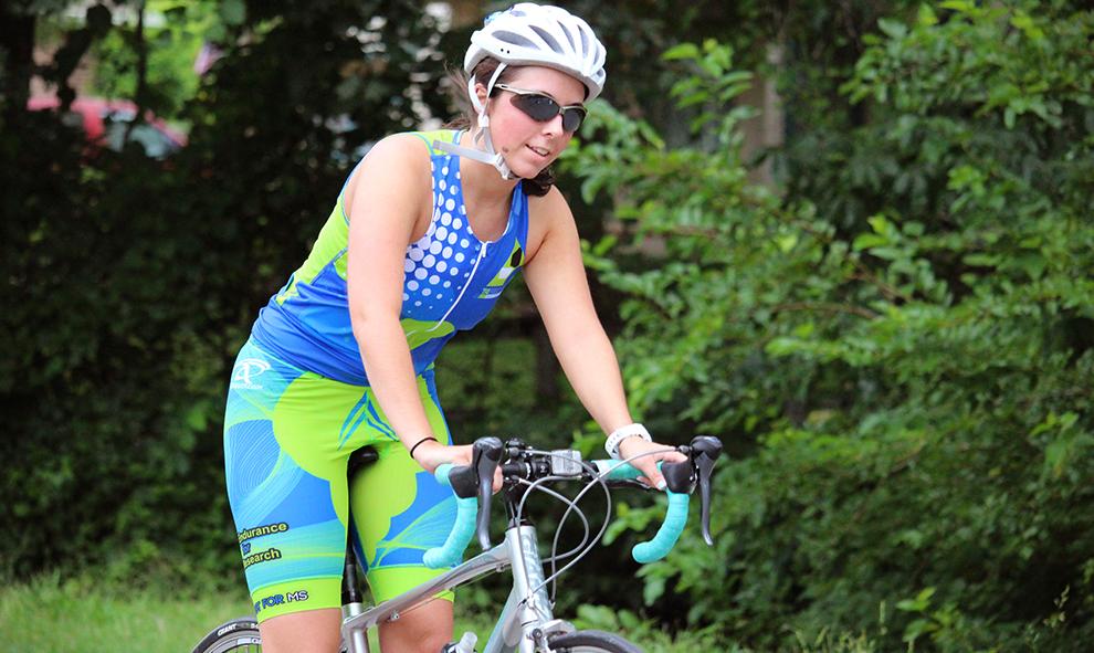 Triathlon unites BC community