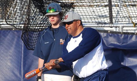 Hannon to step down as head baseball coach