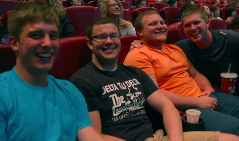 BU students hungry for book-based movie