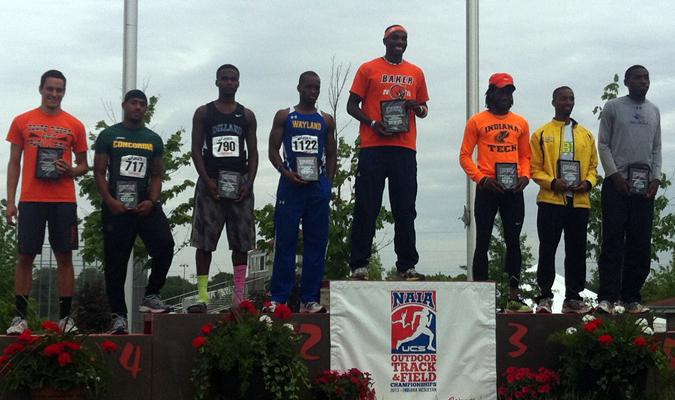 Gathright wins national championship