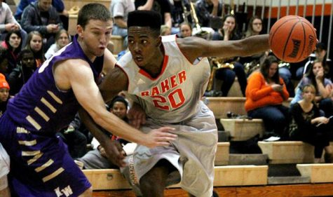 Men's basketball ends season at William Penn