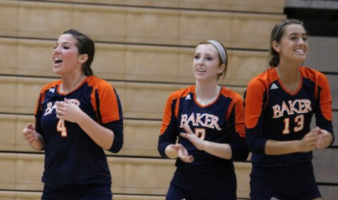 Volleyball team falls to MNU in tournament final