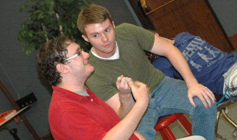 Improv group completes auditions