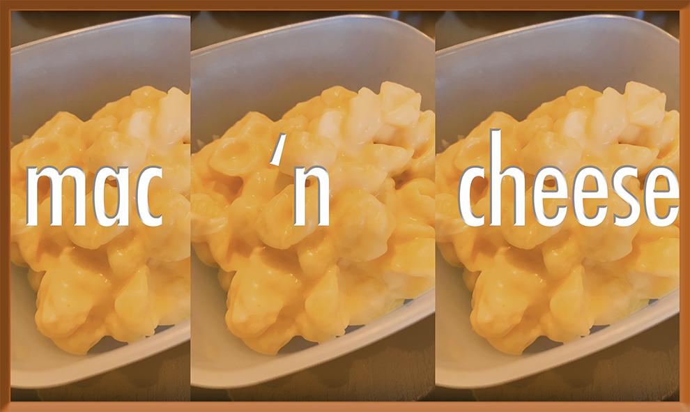 The Baker Orange : College Kitchen: Extreme Mac 'n Cheese