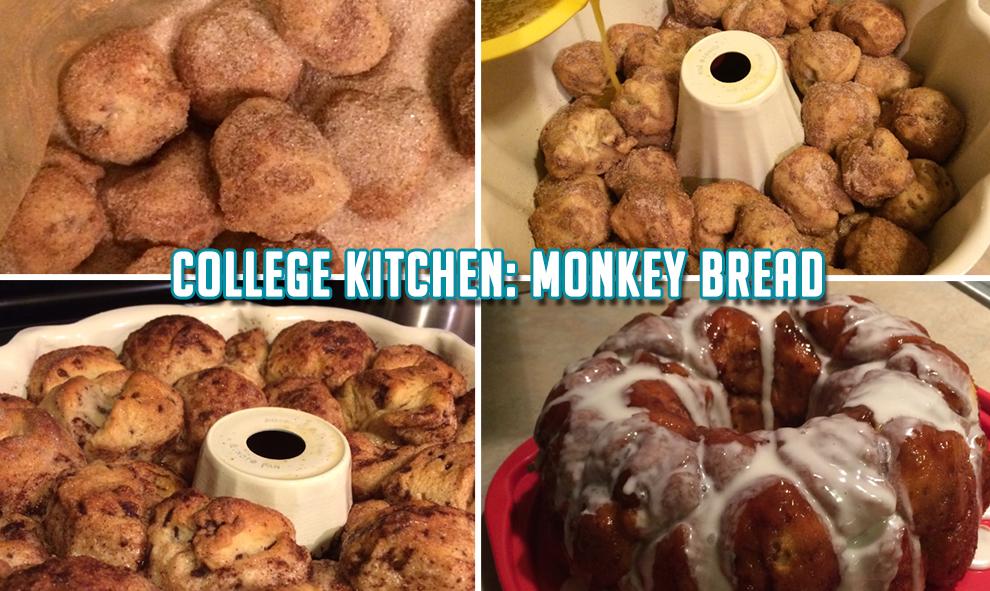 College Kitchen: Monkey Bread
