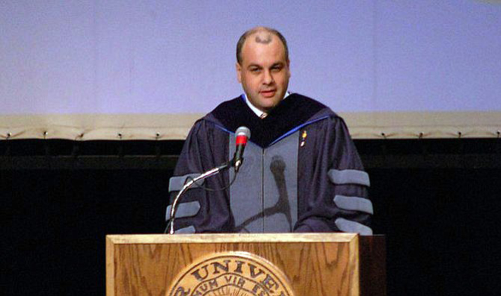 Provost Brian Posler to become president at Ohio college