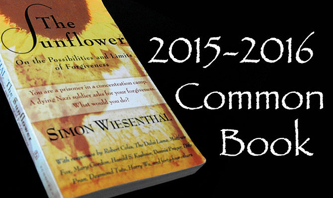 The Sunflower announced as Common Book