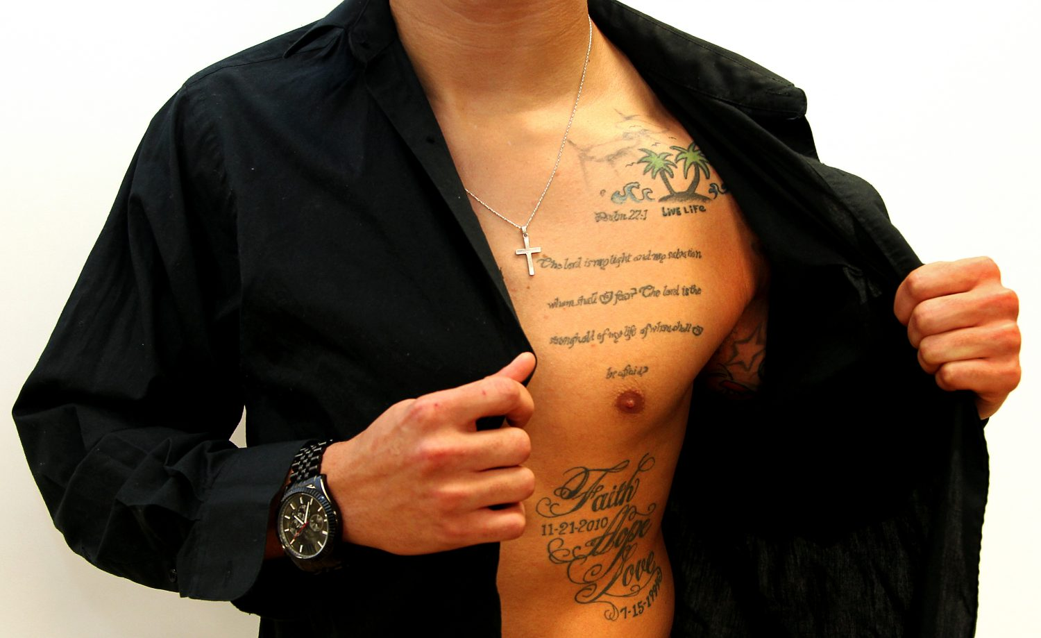 Once taboo, tattoos find new life in job sector