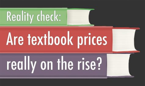 Reality Check: Are textbook prices really on the rise?