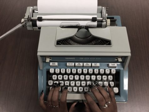 The 15-minute typewriter challenge