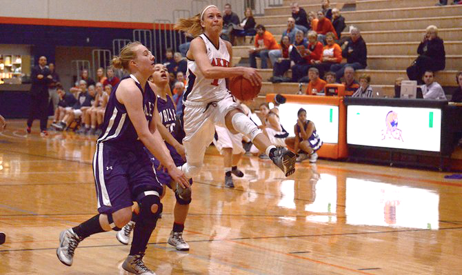 No. 20 'Cats improve in conference play