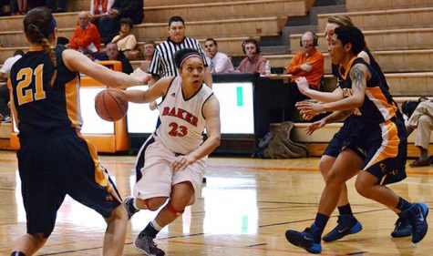BU guards lead women's basketball team