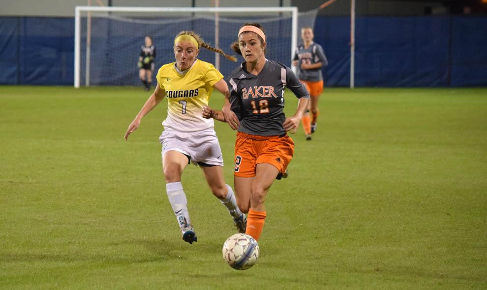 Women's soccer loses tourney game in Orange Beach
