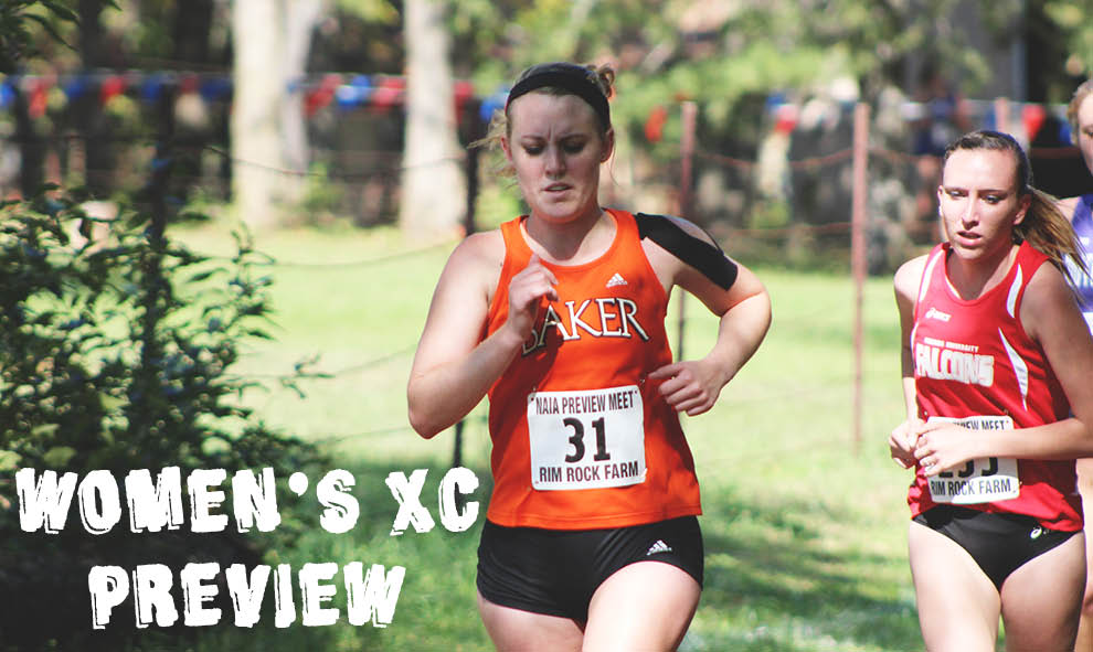 2015 womens cross country preview