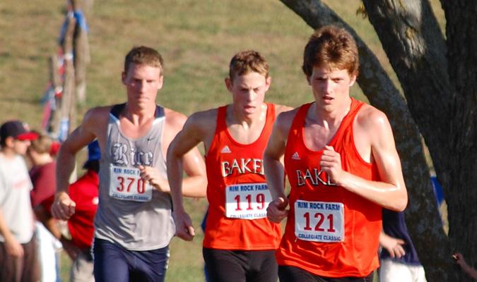 Caldwell, Jaqua lead cross country teams
