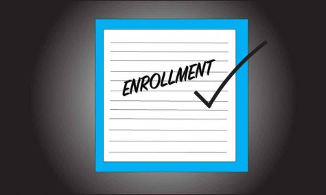 Record set for highest enrollment