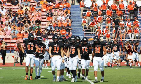 Baker football to face Benedictine Oct. 11 at Arrowhead Stadium