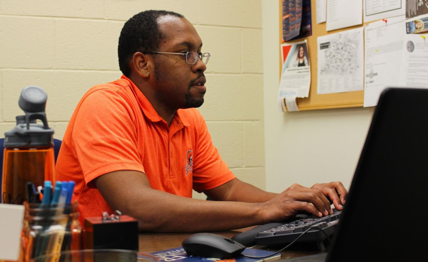 Coordinator of Inclusion and Wellness Education, Paul Ladipo, steps in the position with ideas in mind. Ladipo hopes to improve inclusion on Baker's campus.