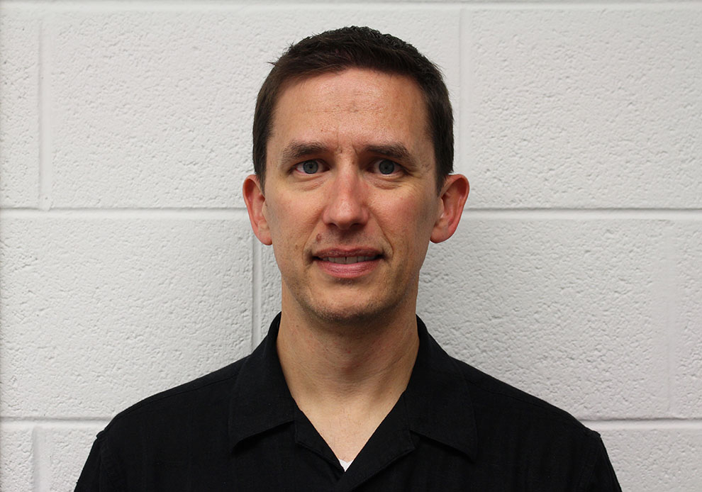 Ryan Olsen takes charge as the new Director of Choral Activities. Olsen will use his choir background to build a connection here at Baker University.