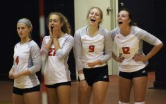 Volleyball falls to Central Methodist