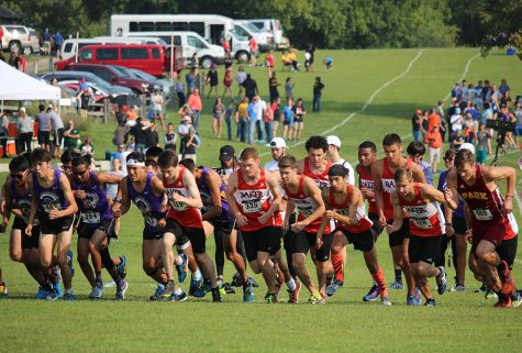 Cross Country Maple Leaf ZK Invitational