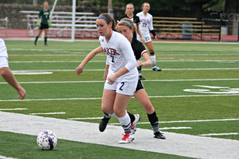 Women's soccer defeats Clarke 2-0; advances to Quarterfinals