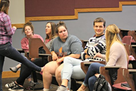 Day in the life: Fraternity and sorority chapter presidents