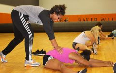 No longer eligible: Former student-athletes work with teams