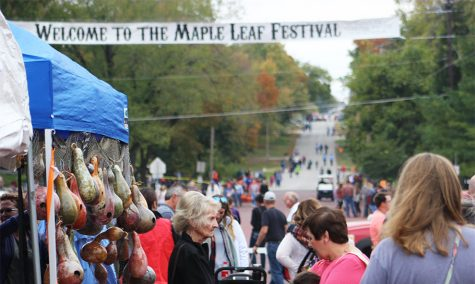 Baldwin City hosts annual Maple Leaf Festival