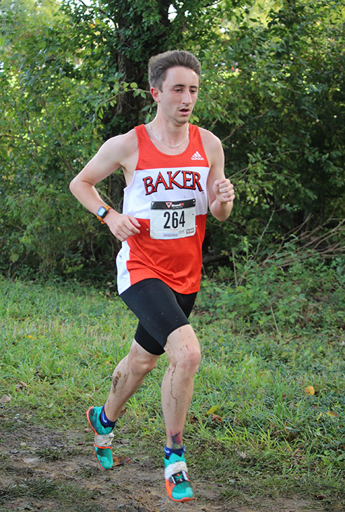 Freshman+Liam+Barnsby+finished+the+race+in+11th+place.+This+race+provided+him+with+the+first+medal+of+his+collegiate+career.+The+top+twenty+runners+in+each+race+received+medals.+Each+medal+is+hand+crafted+and+painted.+
