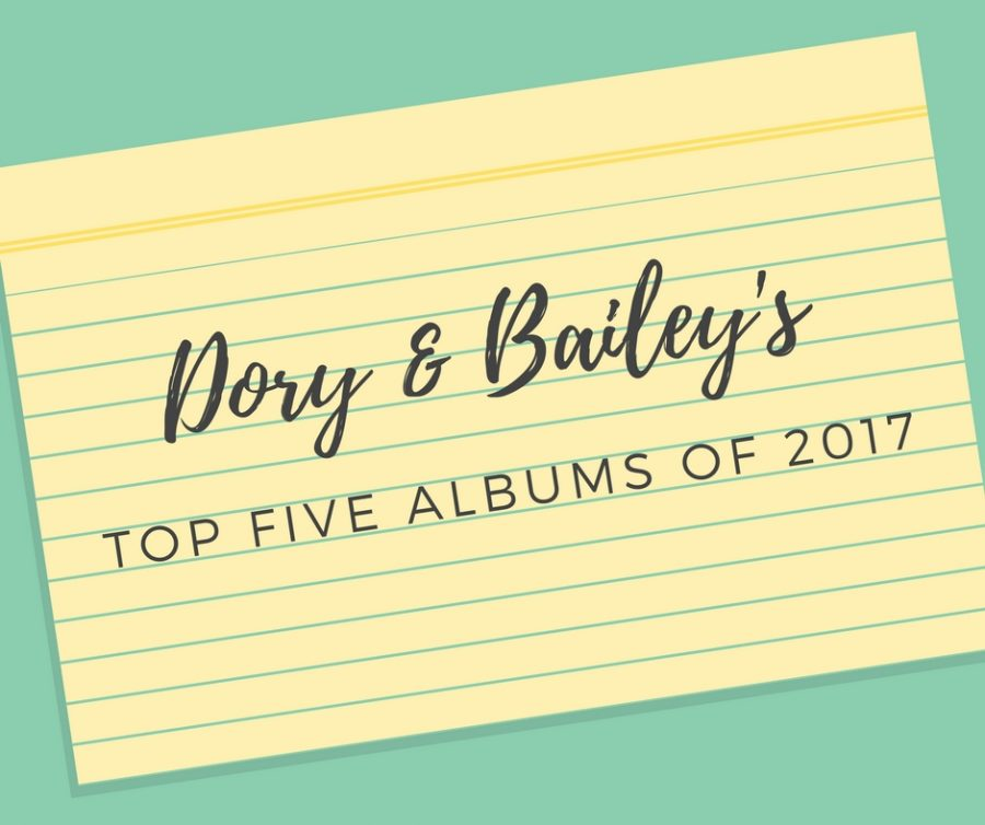 Editors choose top five albums of 2017