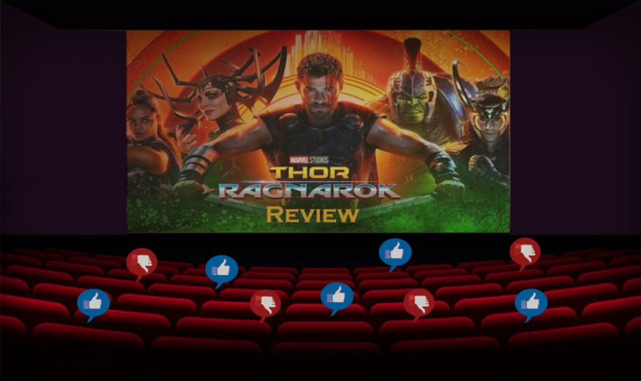 """Thor: Ragnarok"" exceeds expectations"