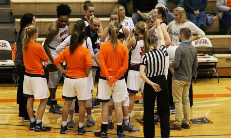 Womens basketball opens up season at KCAC Classic