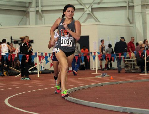 Track teams compete at Jayhawk Classic