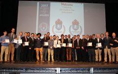 Greek awards recognize FSL achievements