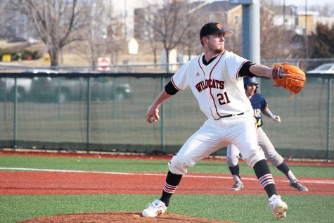 Baseball team swept in opening series