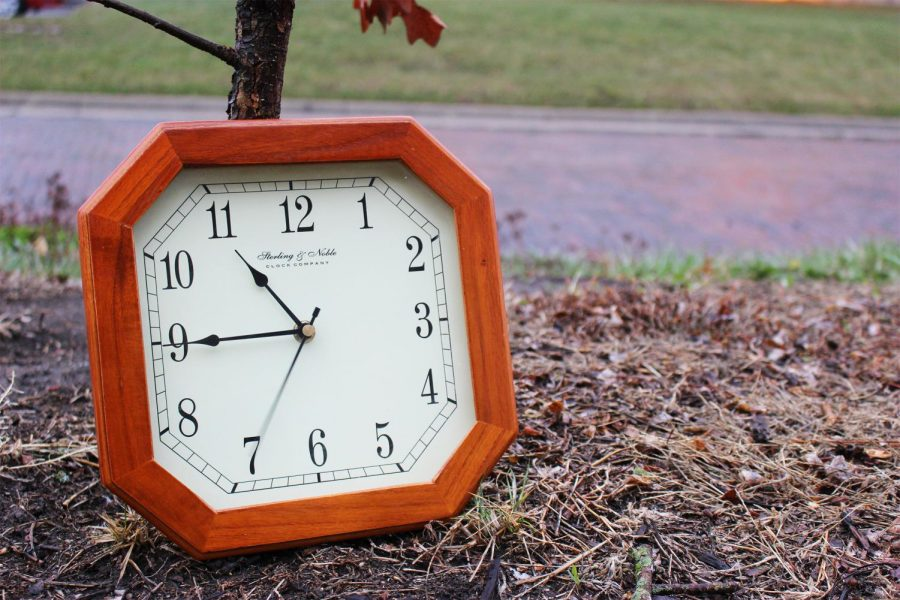 Daylight savings should be all year-round